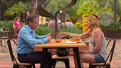 Paul Robinson, Steph Scully in Neighbours Episode 7310