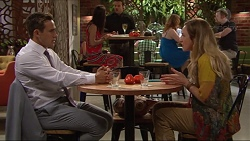 Aaron Brennan, Sonya Mitchell in Neighbours Episode 7310