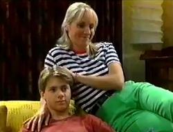 Ruth Wilkinson, Lance Wilkinson in Neighbours Episode 2853