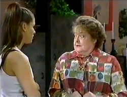 Sarah Beaumont, Marlene Kratz in Neighbours Episode 2856