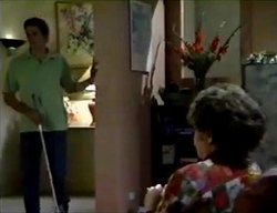 Rohan Kendrick, Marlene Kratz in Neighbours Episode 2857