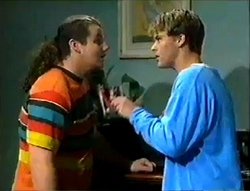 Toadie Rebecchi, Billy Kennedy in Neighbours Episode 2888
