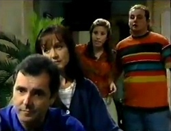 Karl Kennedy, Susan Kennedy, Anne Wilkinson, Toadie Rebecchi in Neighbours Episode 2888