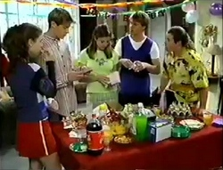 Hannah Martin, Lance Wilkinson, Anne Wilkinson, Billy Kennedy, Toadie Rebecchi in Neighbours Episode 2888