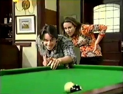 Darren Stark, Libby Kennedy in Neighbours Episode 2888