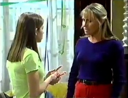 Anne Wilkinson, Ruth Wilkinson in Neighbours Episode 2888