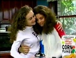 Debbie Martin, Hannah Martin in Neighbours Episode 2889