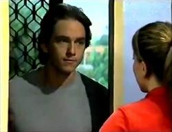 Darren Stark, Libby Kennedy in Neighbours Episode 2889