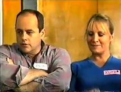 Philip Martin, Ruth Wilkinson in Neighbours Episode 2890