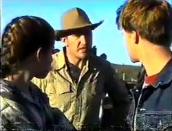 Anne Wilkinson, Barry (1997 #2), Billy Kennedy in Neighbours Episode 2890