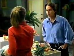 Libby Kennedy, Darren Stark in Neighbours Episode 2890