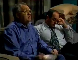 Harold Bishop, Philip Martin in Neighbours Episode 2974