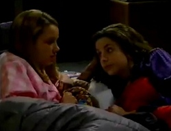 Claire Girard, Hannah Martin in Neighbours Episode 2974