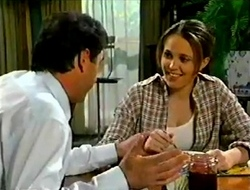 Karl Kennedy, Libby Kennedy in Neighbours Episode 2975