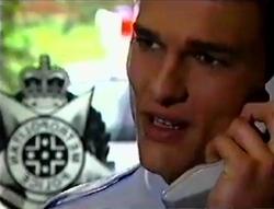 Matt Compton in Neighbours Episode 2978