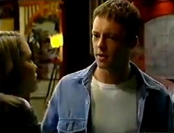 Libby Kennedy, Ben Atkins in Neighbours Episode 2978