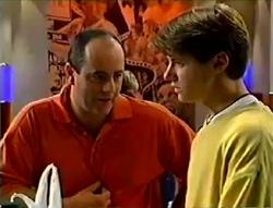 Philip Martin, Lance Wilkinson in Neighbours Episode 2978