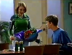 Libby Kennedy, Billy Kennedy in Neighbours Episode 2979