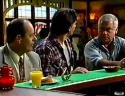 Philip Martin, Darren Stark, Lou Carpenter in Neighbours Episode 2979