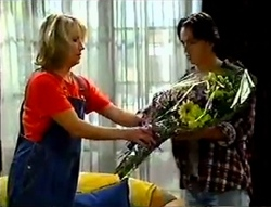 Ruth Wilkinson, Darren Stark in Neighbours Episode 2979