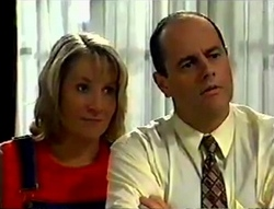 Ruth Wilkinson, Philip Martin in Neighbours Episode 2979