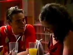 James Bowen, Caitlin Atkins in Neighbours Episode 2980