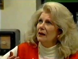 Madge Bishop in Neighbours Episode 2980