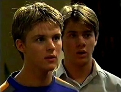 Billy Kennedy, Lance Wilkinson in Neighbours Episode 2980