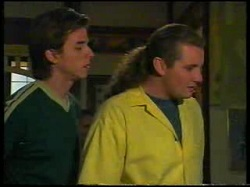 Nick Atkins, Toadie Rebecchi in Neighbours Episode 3054
