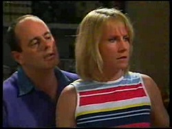 Philip Martin, Ruth Wilkinson in Neighbours Episode 3054
