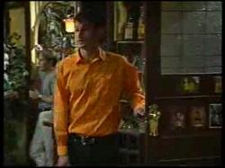 Kev Duve in Neighbours Episode 3054