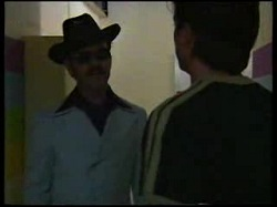 Dave Graney, Nick Atkins in Neighbours Episode 3054