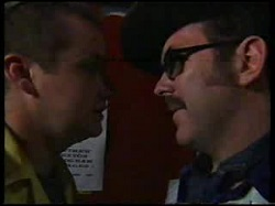 Toadie Rebecchi, Dave Graney in Neighbours Episode 3054