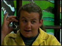 Toadie Rebecchi in Neighbours Episode 3055