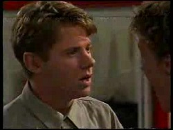 Lance Wilkinson in Neighbours Episode 3055