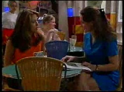Sarah Beaumont, Shyla in Neighbours Episode 3055