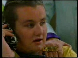 Toadie Rebecchi, Dave Graney in Neighbours Episode 3055