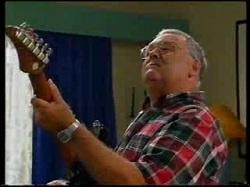 Harold Bishop in Neighbours Episode 3076