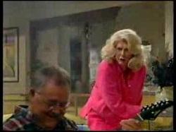 Harold Bishop, Madge Bishop in Neighbours Episode 3076
