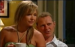 Steph Scully, Max Hoyland in Neighbours Episode 4725