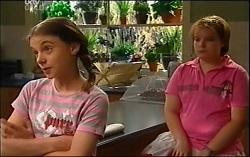 Summer Hoyland, Bree Timmins in Neighbours Episode 4725
