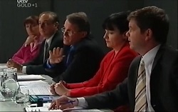 Councillor Johnston, David Bishop in Neighbours Episode 4726