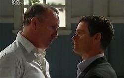 Tony Corbett, Paul Robinson in Neighbours Episode 4726