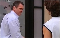 Karl Kennedy, Dylan Timmins in Neighbours Episode 4726