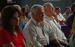 Liljana Bishop, Lou Carpenter, Harold Bishop in Neighbours Episode 4726