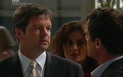 David Bishop, Liljana Bishop, Paul Robinson in Neighbours Episode 4726