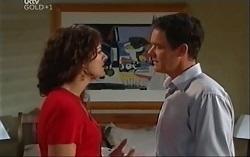 Liljana Bishop, Paul Robinson in Neighbours Episode 4726
