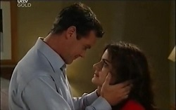 Paul Robinson, Liljana Bishop in Neighbours Episode 4727