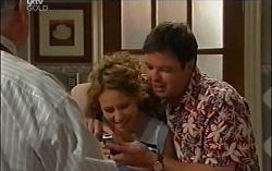 Serena Bishop, David Bishop in Neighbours Episode 4727