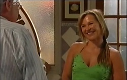 Harold Bishop, Steph Scully in Neighbours Episode 4727